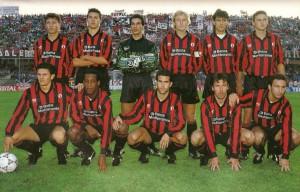 Il Foggia 92/93