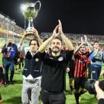 Il Foggia vince la Coppa Italia Lega Pro