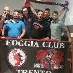 Foggia club Trento