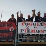 Foggiani in Piemonte