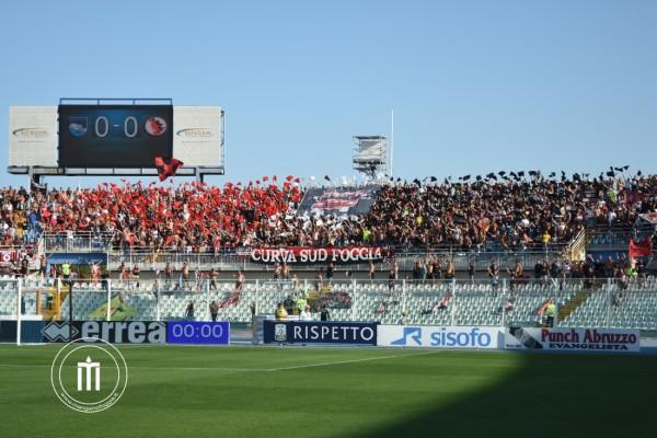 Pescara Foggia
