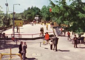 Parco giochi della Villa inaugurato il 9 aprile 1967