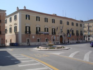 Nuovo palazzo Dogana