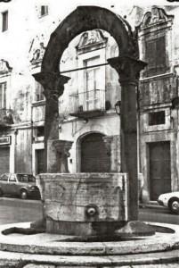 Fontana di Pozzo Rotondo