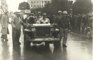Festa della matricola del 1949 (foto di Romeo Brescia)