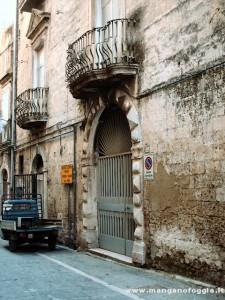Palazzo Trisorio - Villani