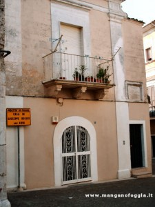 Casa di Giuseppe Rosati