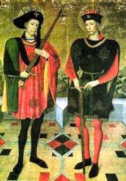 I martiri Abdon e Sennen