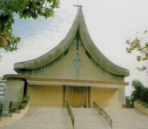 La chiesa dei Santi Guglielmo e Pellegrino