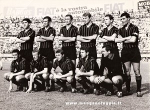 Foggia Serie B 1967/68