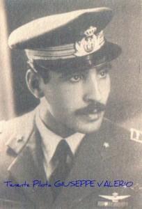 Il capitano Giuseppe Valerio