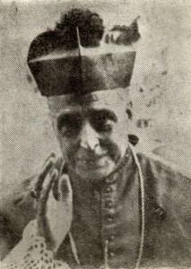 Monsignor Fortunato Maria Farina