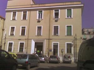Vecchio Ospedale in via Arpi