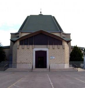 La chiesa di S. Alfonso