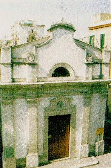 anno erezione della parrocchia santa maria delle scale