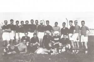 Il Foggia negli anni '20 al campo Pila e Croce