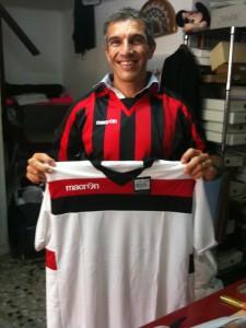 Dacvide Pelusi - Presidente acd Foggia Calcio (foto Foggia città aperta)