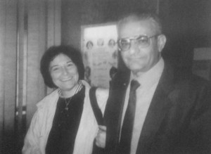 Pia Mancini e Francesco Paolo Cicolella