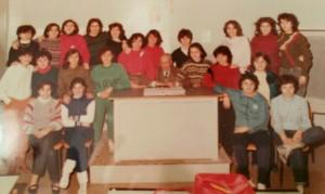 Magistrale Poerio 1983/84